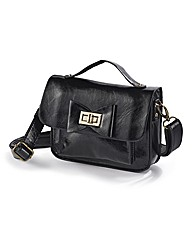 Black Bow Bag