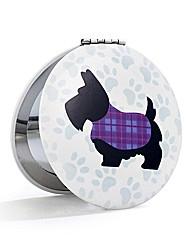 Scotty Dog Compact Mirror