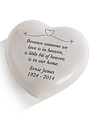 Personalised Someone We Love Heart