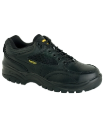 Capps Leather Safety Trainers