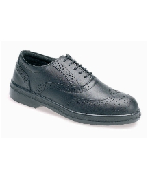 Capps Leather Safety Brogue