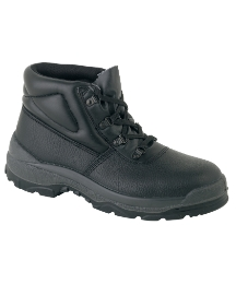 Globetrotters Leather Safety Boots