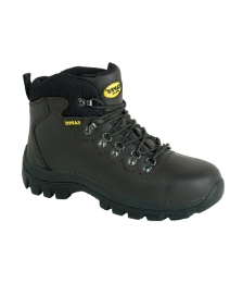 Capps Leather Safety Boots