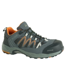 Panoply Nubuck/Mesh Safety Trainers