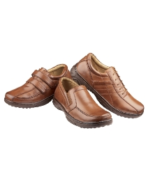 Cushion Walk Mens Lace Up Shoes