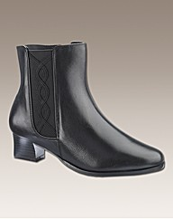 The Shoe Tailor Ankle Boot EEEE