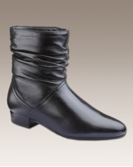 The Shoe Tailor Ankle Boot E Fit