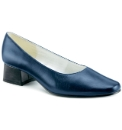 The Shoe Tailor Low Court Shoe EEE Fit