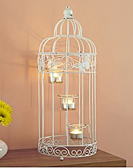 Birdcage Tea Light Holder