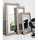 Standen Rustic Rectangle Mirror