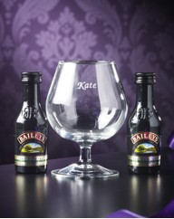 Personalised Baileys Gift Set