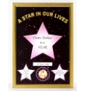 Personalised Star In Our Lives Frame