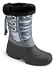 Cushion Walk Winter Boots E Fit