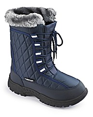 Cushion-walk Winter Boots E Fit
