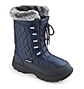 Cushion Walk Winter Boots E Fit