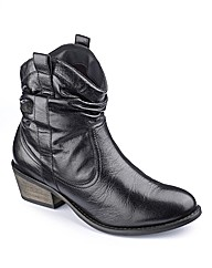 The Shoe Tailor Cowboy Boots E Fit