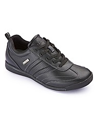 Foot Therapy Lace Up Shoe EEE Fit
