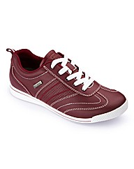 Foot Therapy Lace Up Shoe E Fit