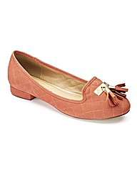 Dolcis Tassel Loafers E Fit
