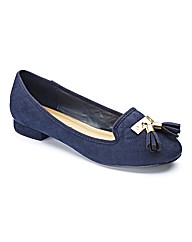 Dolcis Tassel Loafers EEE Fit