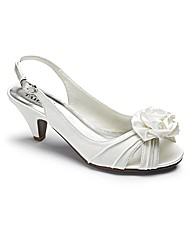 The Shoe Tailor Slingback Shoes E