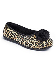 Lotus Ladies Slippers EEE Fit