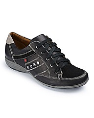 Relife Lace Up Shoes E Fit
