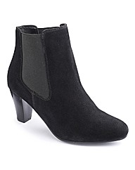 Changes by Together Ankle Boot E Fit