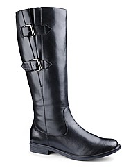 Legroom Boots E Fit Curvy Plus Calf