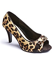 Joanna Hope Peep Toe Shoe EEE Fit