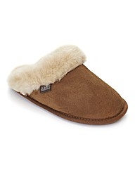 Just Sheepskin Mule Slipper