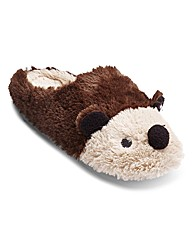 Hedgehog Mule Slippers E Fit