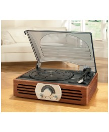 JDW Turntable - Wood