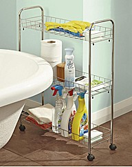 Gap Shelf Trolley