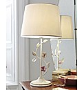Floral Bedroom Lamp