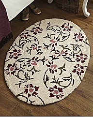 Floral Trail Rug