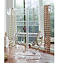 Necklace and Earring Organiser