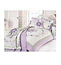 Aimee Puffball Duvet Cover Set