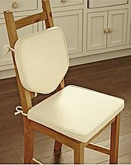 Cotton Seat Backs