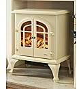 Log Effect Stove Heater Save on RRP