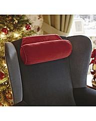 Neck Roll Comfort Cushion