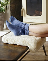 Feet Up Cushion