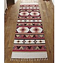 Cotton Kilim Runner