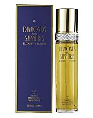 Diamonds and Sapphires EDT 100ml