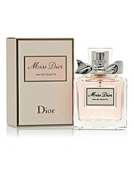 Miss Dior 50ml EDP