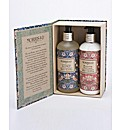 William Morris Hand Wash and Lotion Set