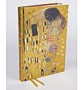 Klimt The Kiss Notebook