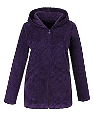 Pretty Secrets Cuddle Fleece Jacket