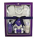 Jasmine Bathrobe Gift Set