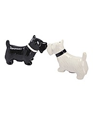 Puppy Love Salt and Pepper Set